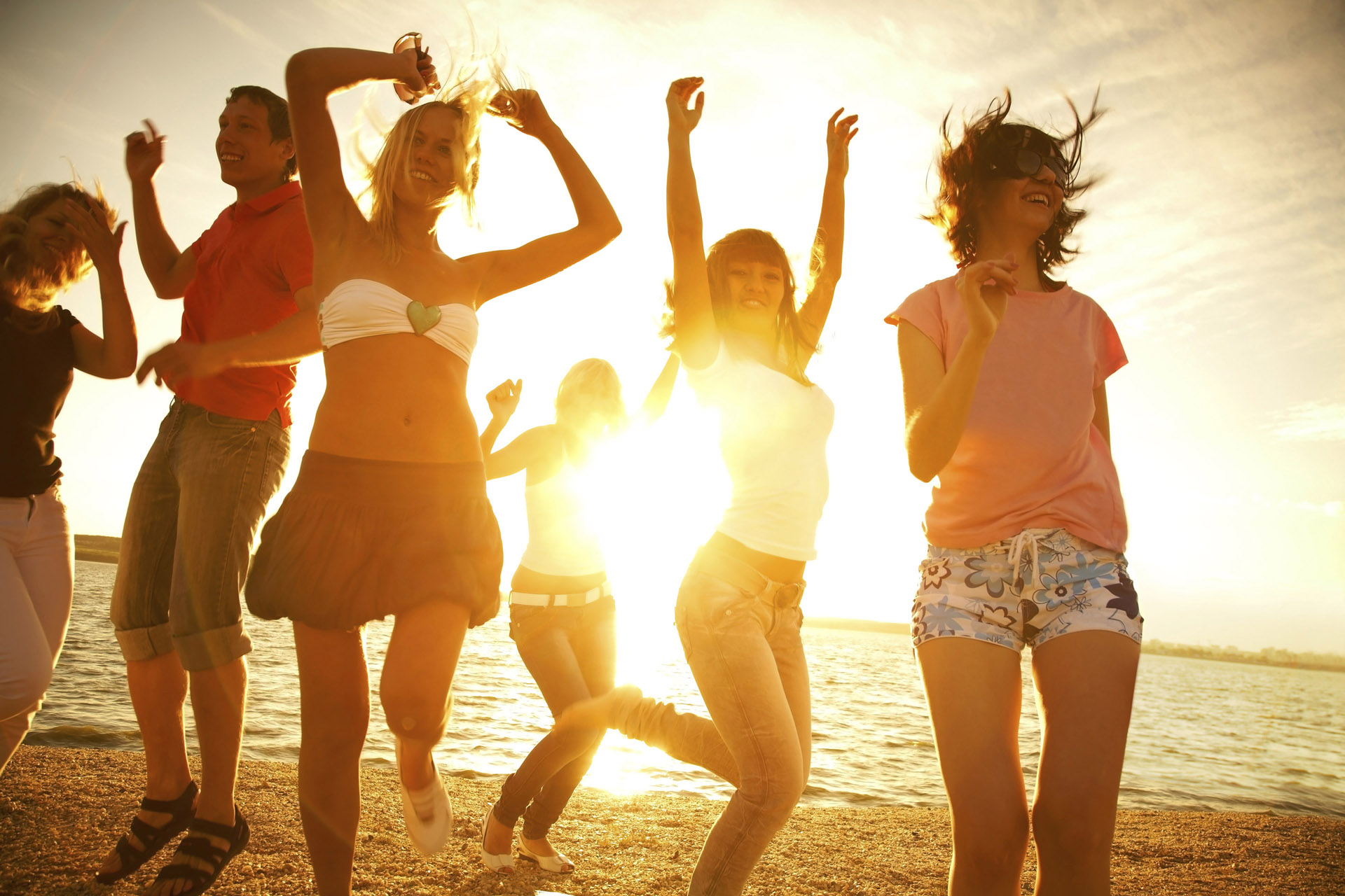 Where to Find the Best Beach Parties Part 1