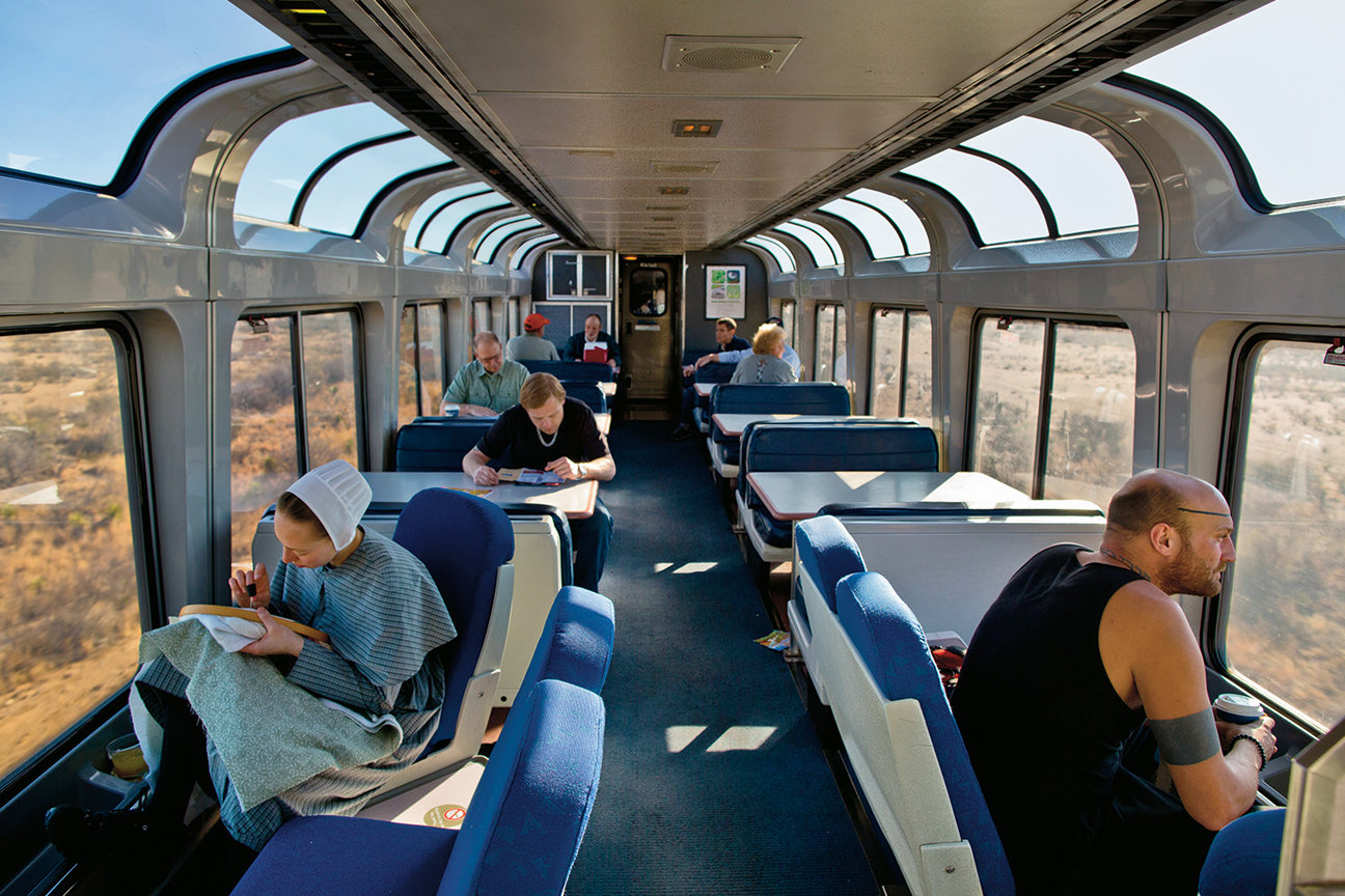 How to Make the Most of Amtrak Travel